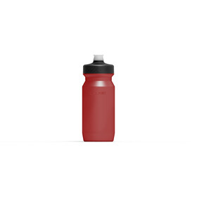 Cube Grip Drinking Bottle 500ml red